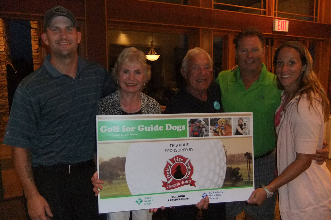 2013 Golf for Guide Dogs