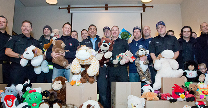 2013 Deltassist Toy Drive