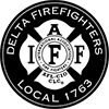 Delta Firefighters Local 1763 Logo