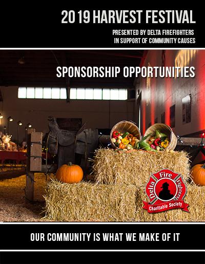 2019 Harvest Festival Sponsorships